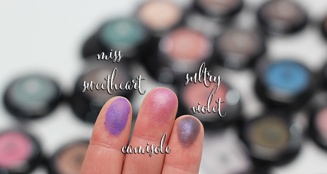 miss sweetheart, sultry violet, camisole