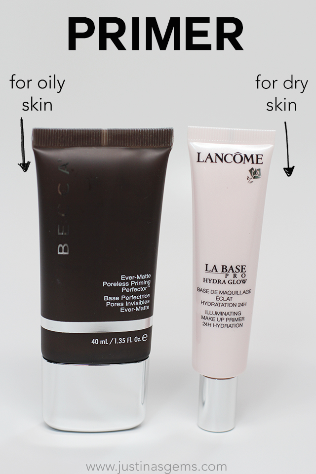 primer for oily or dry skin