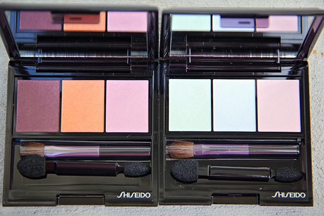 shiseido eye shadows