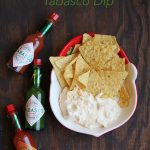 Smoky Tabasco Dip Recipe