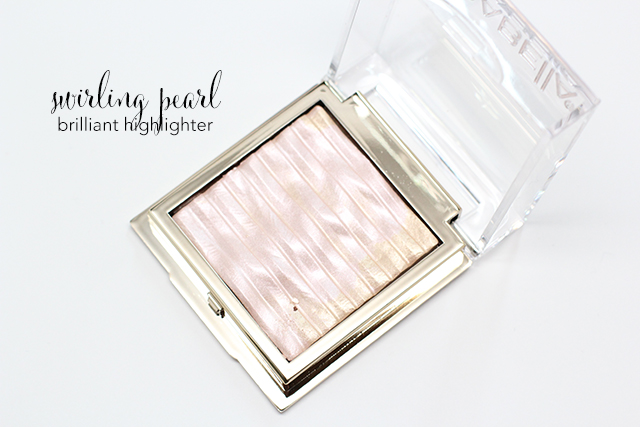 swirling pearl brilliant highlighter