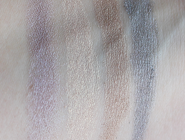 rouge bunny rouge pigment swatches