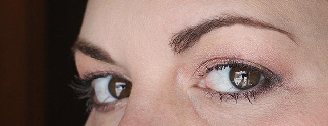 smashbox double exposure on eyes