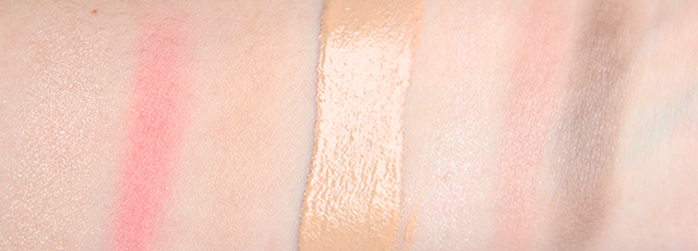 it cosmetics cc+ your most radiant you swatches