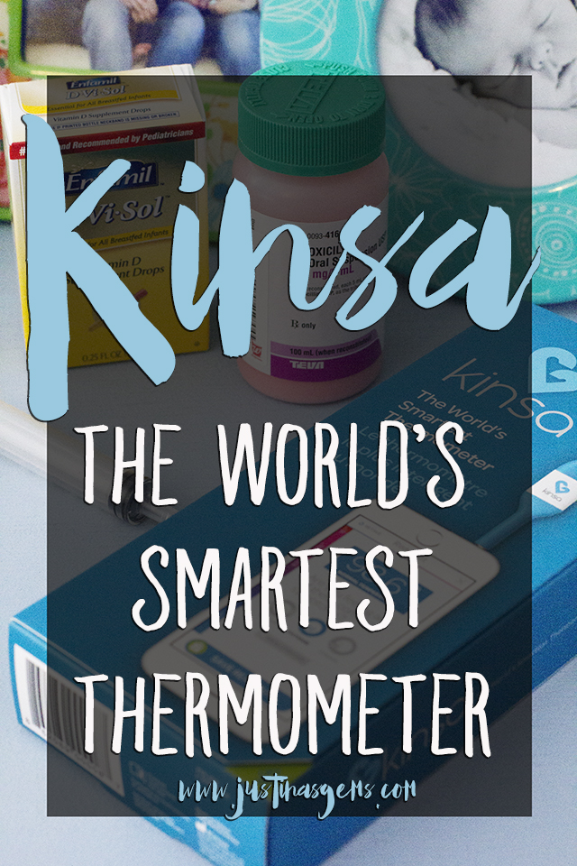 Cold & Flu Essentials for Kids- the Kinsa Smart Thermometer