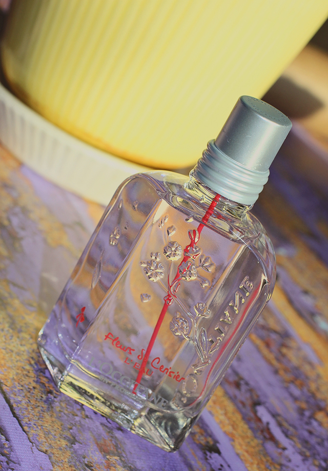 l'occitane cherry blossom perfume