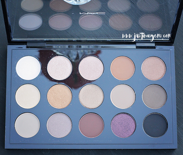 mac neutral palette