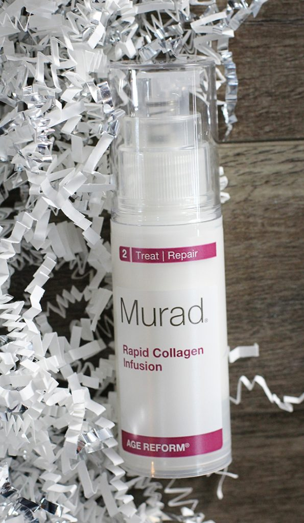 murad skincare rapid collagen infusion serum