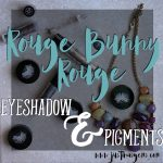 Rouge Bunny Rouge- Grown Up Eye Shadow!