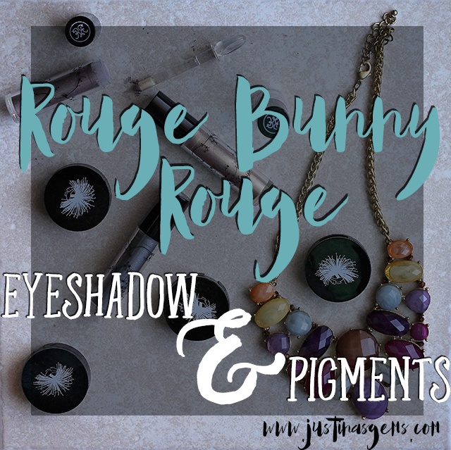 rouge bunny rouge eye shadows and pigments