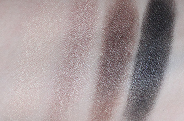 rouge bunny rouge eyeshadow single swatches