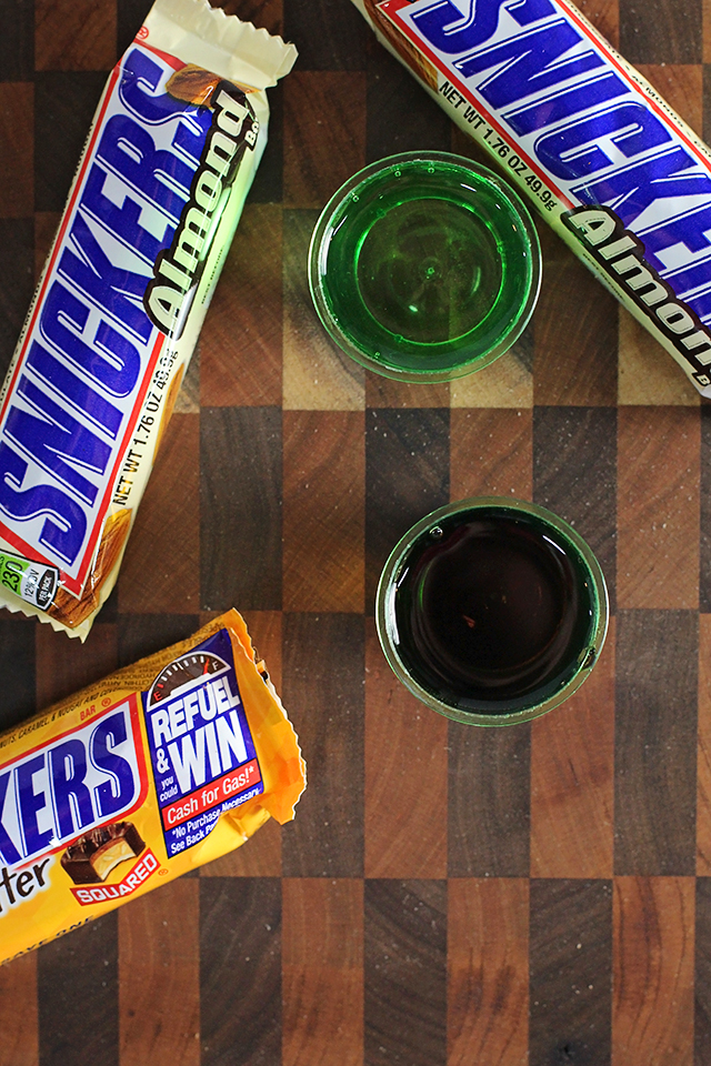 snickers liquor