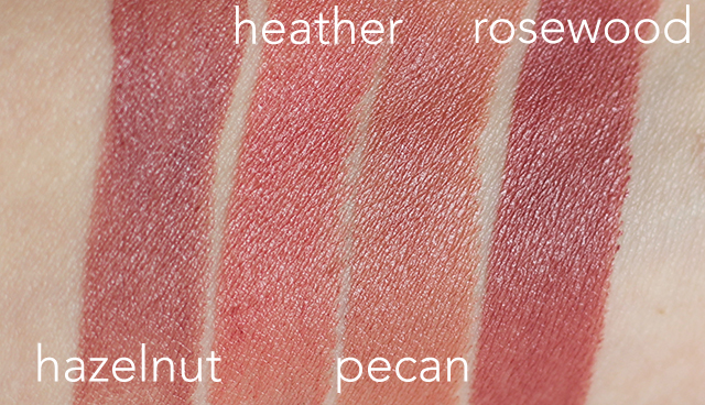 bite beauty handcut lipstick swatches 2