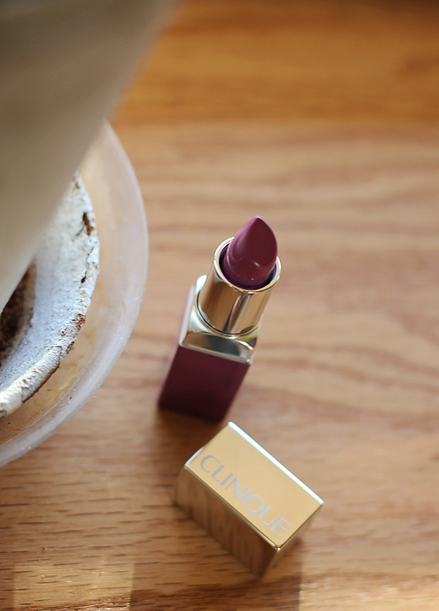 clinique grape pop lipstick