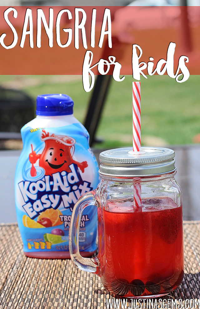 sangria for kids