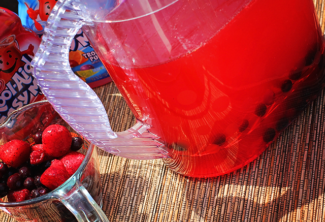 sangria pitcher for kids