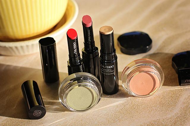 shiseido for spring 2015