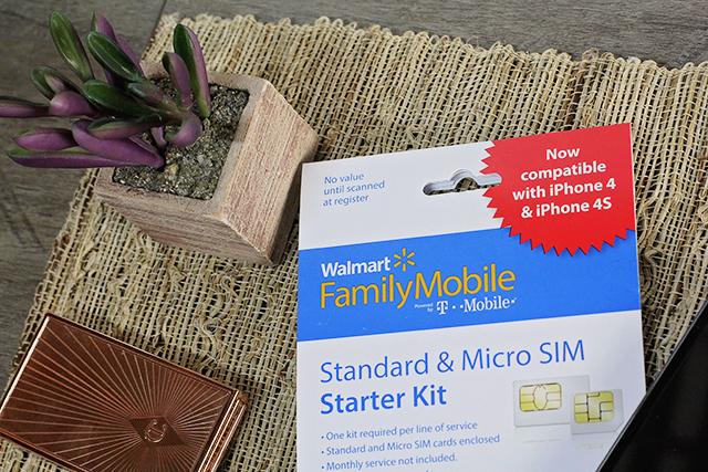 walmart family mobile starter kit
