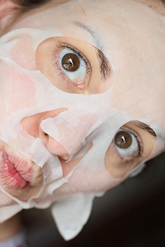 hada labo face mask