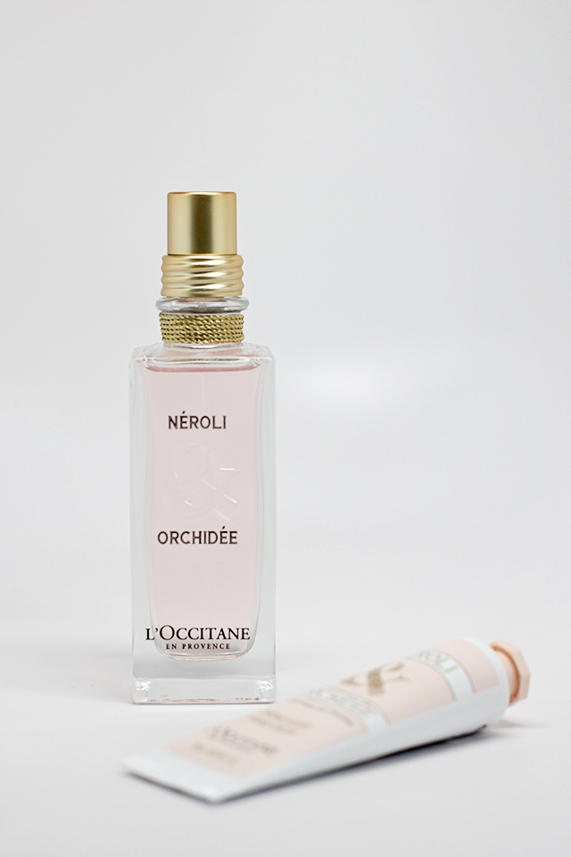 neroli and orchidee