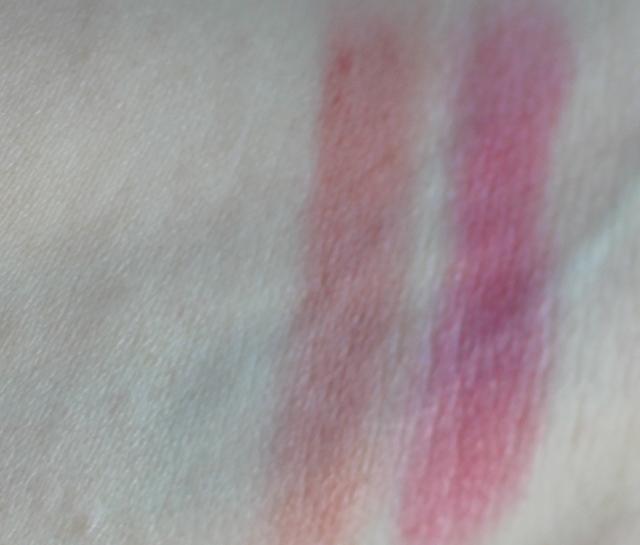 pivoine sublime lip balm swatches