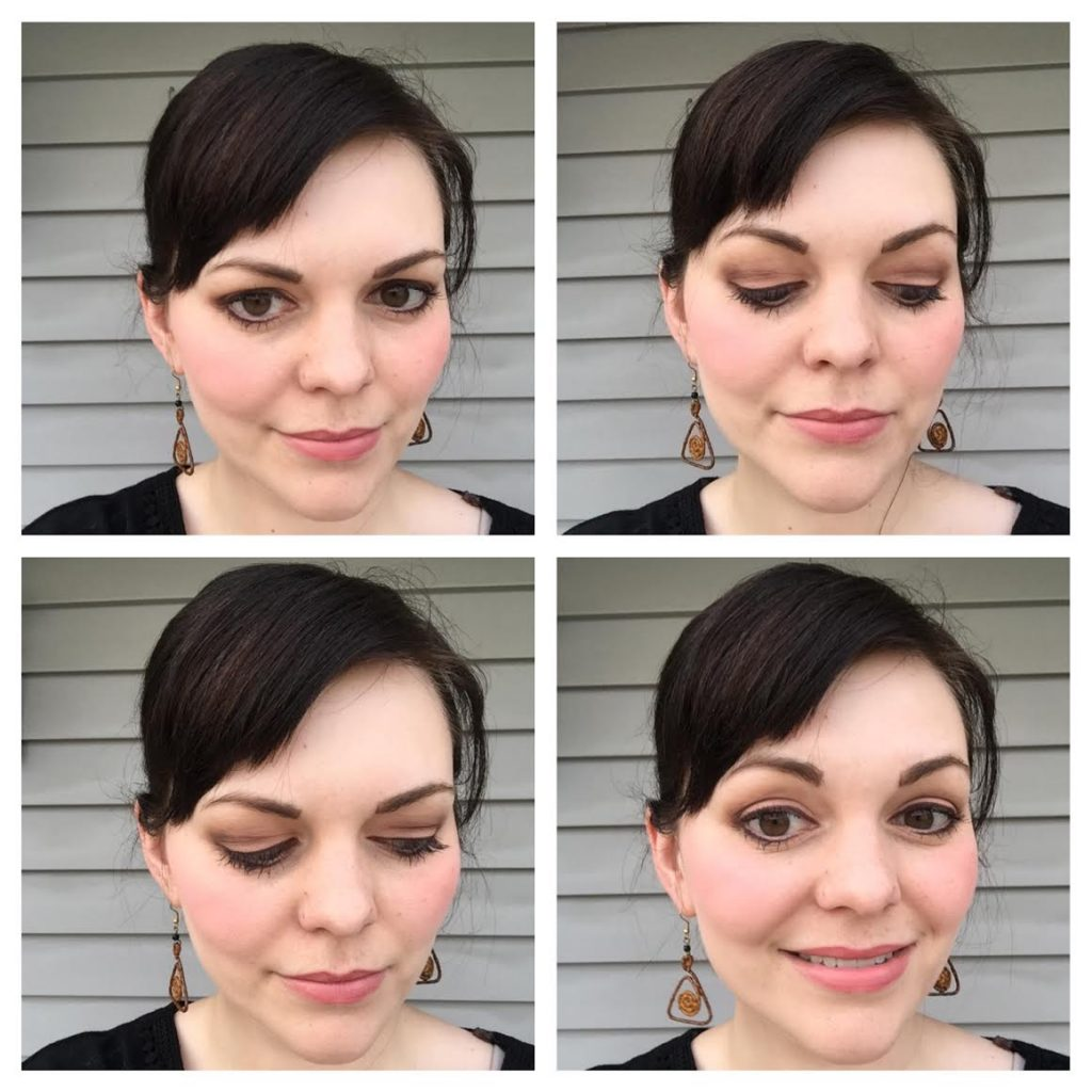 tarte poppy picnic look