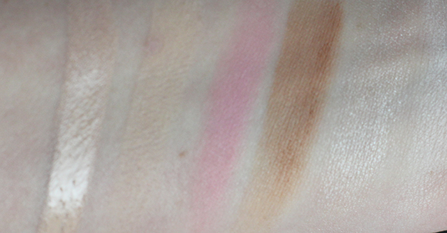 it cosmetics customer favorites swatches