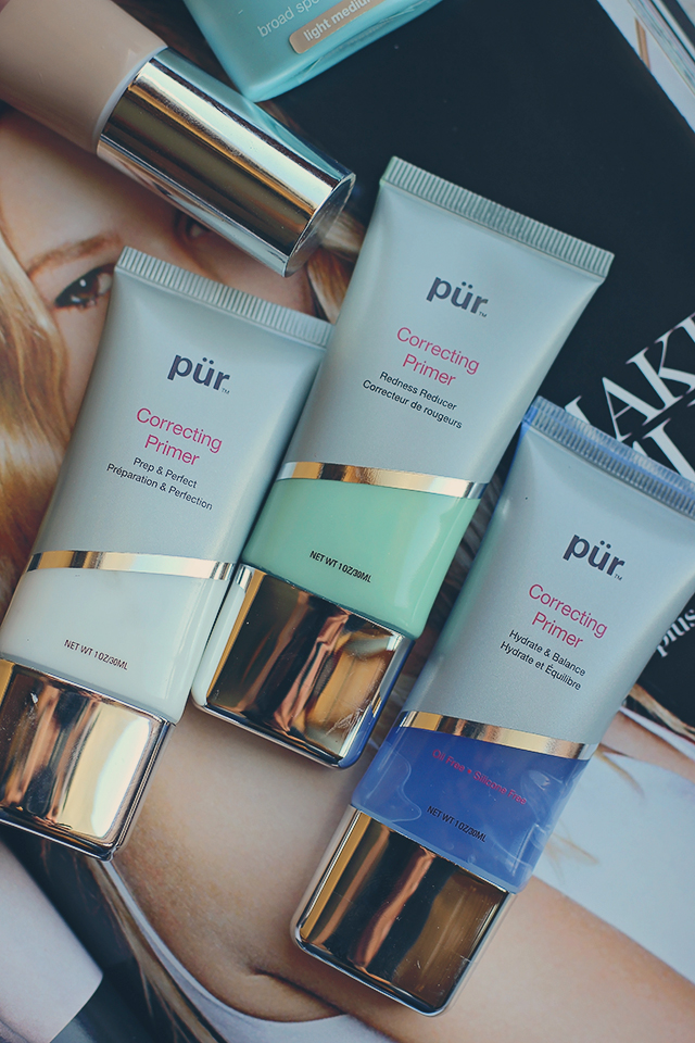 pur correcting primers