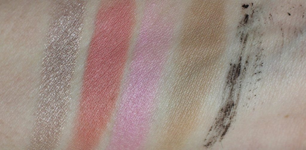 le matchbox summer 2015 swatches