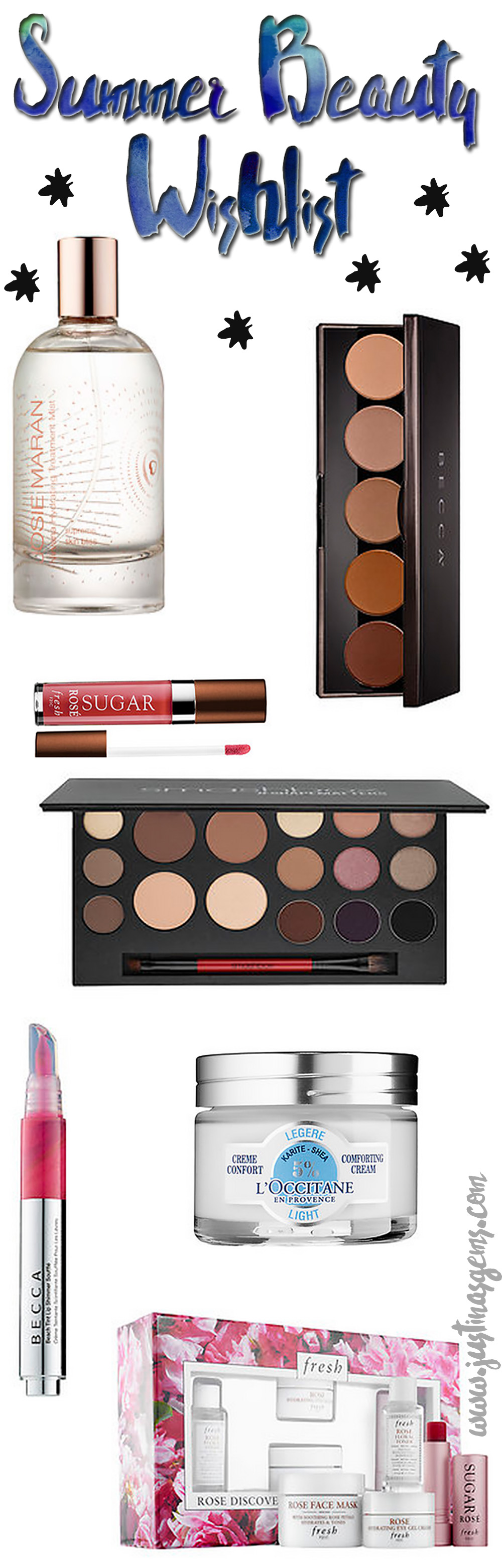 summer 2015 beauty wishlist