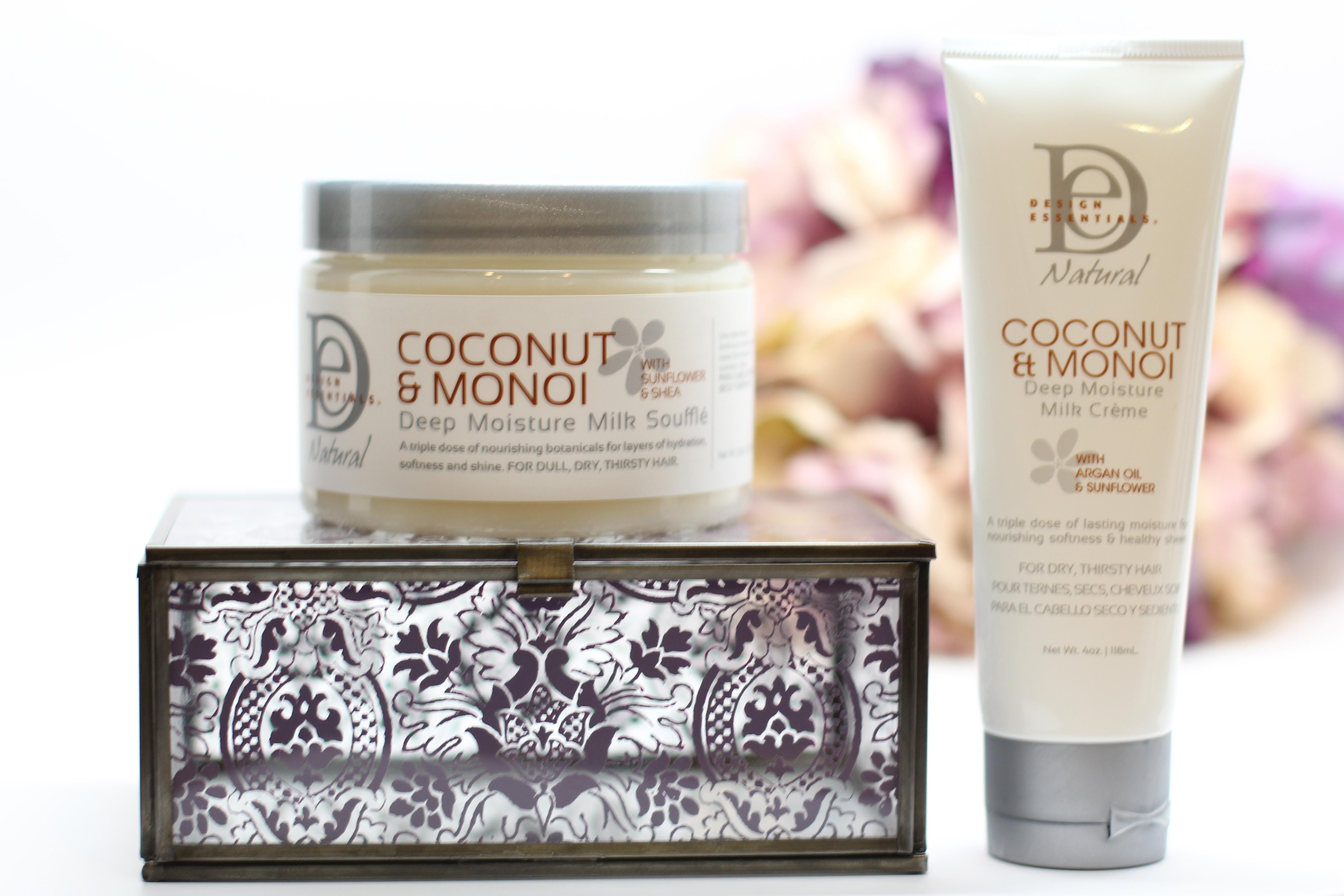 Design Essentials Coconut & Monoi Line - Justina's Gems