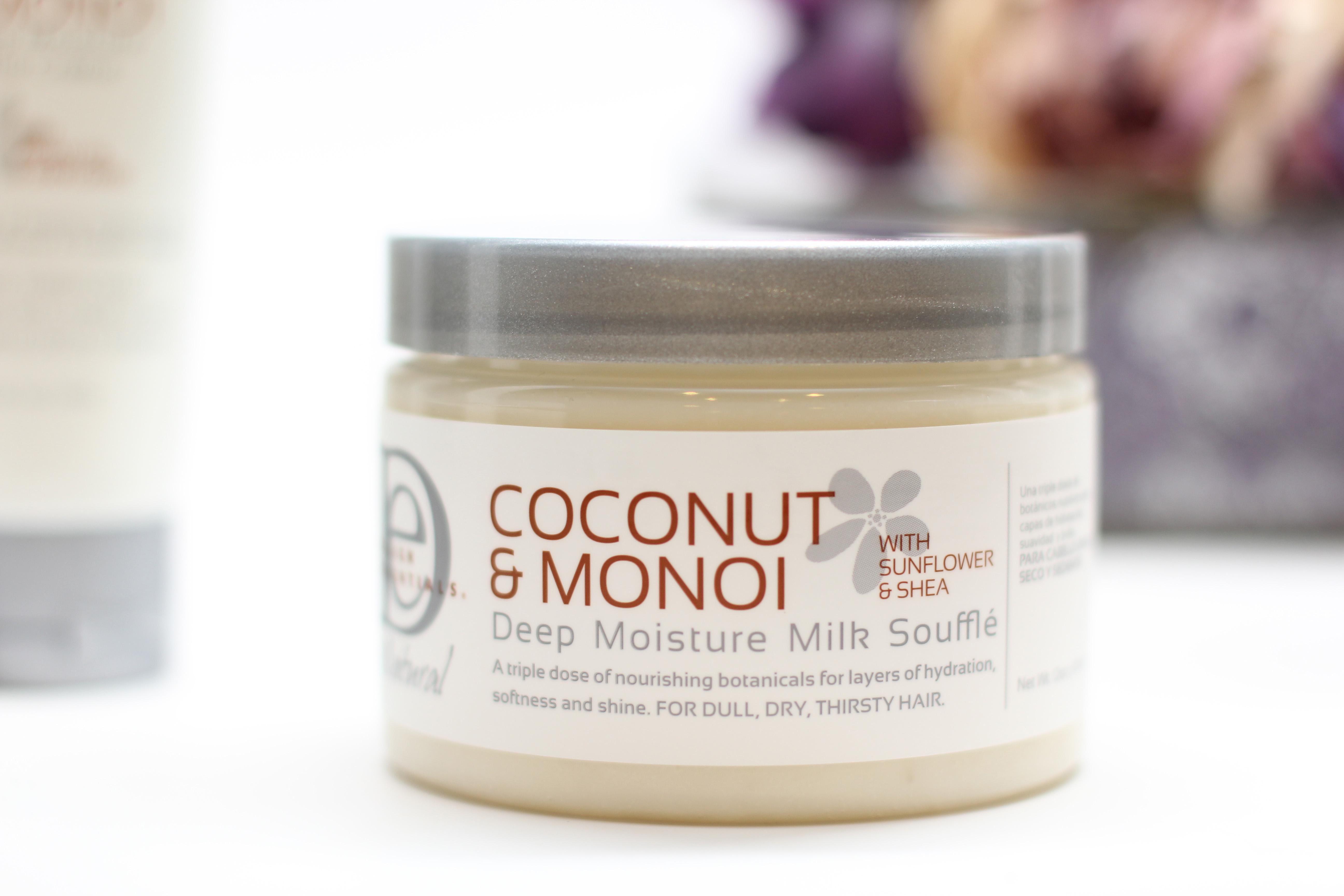 Design Essentials Coconut Monoi Line Justinas Gems