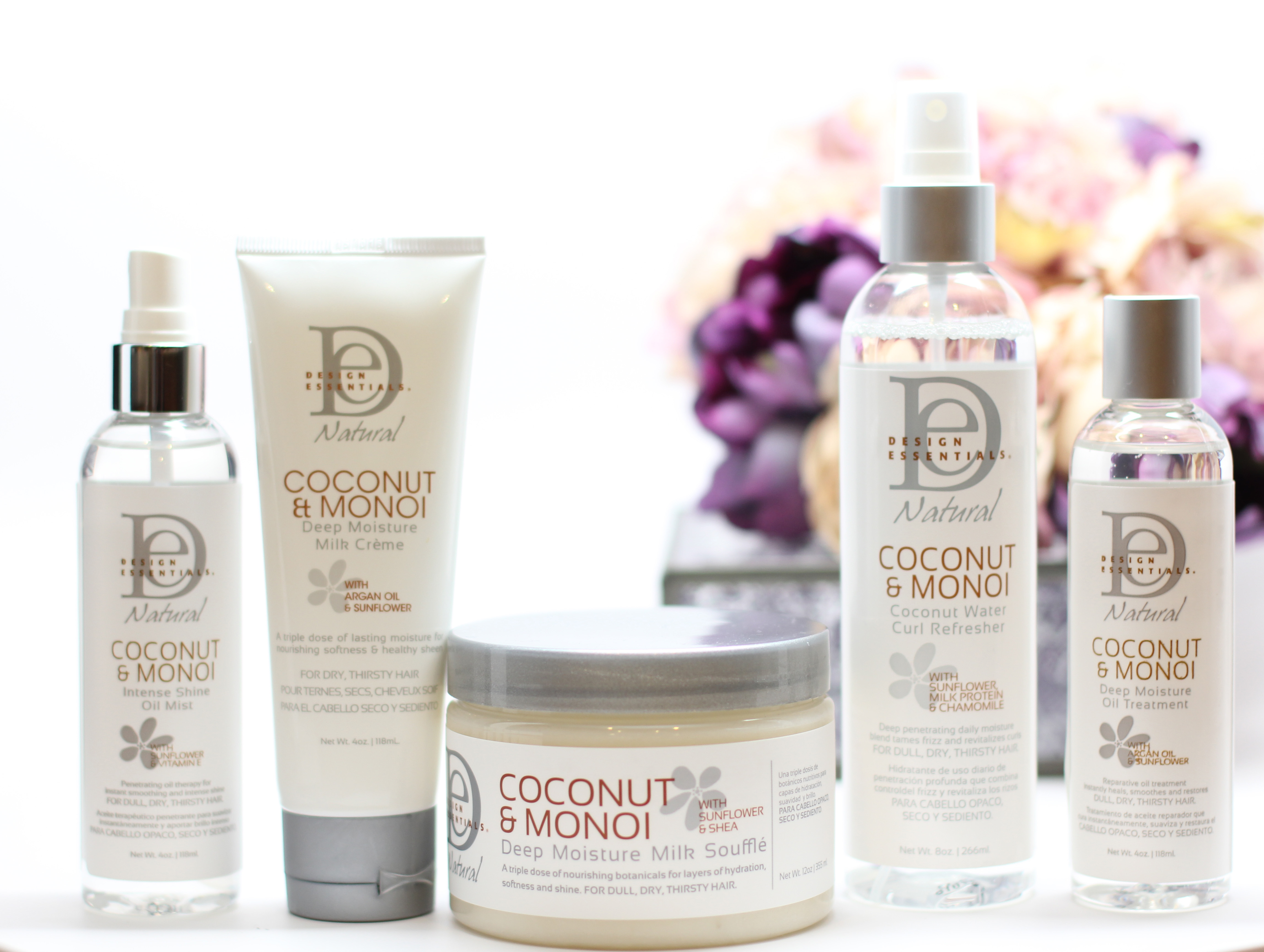 Design Essentials Natural Leave In Conditioner Reviews: Design Essentials Coconut 6 Monoi Line - Justina7s Gemsrh:justinasgems.com,Design