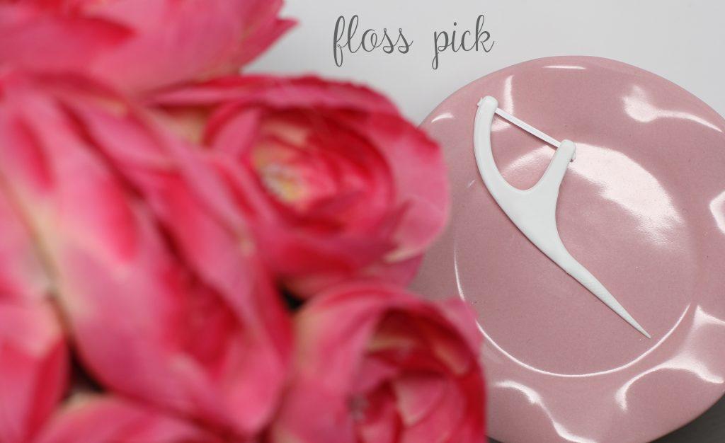 floss pick