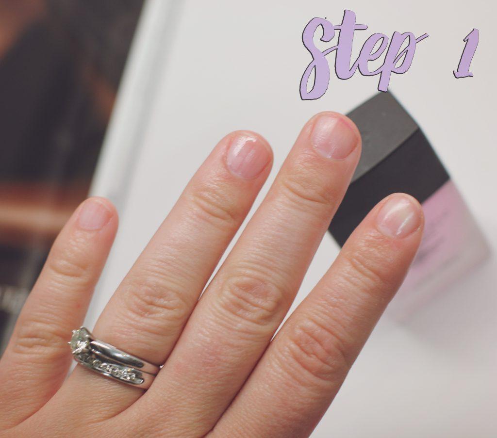 nail medic step 1