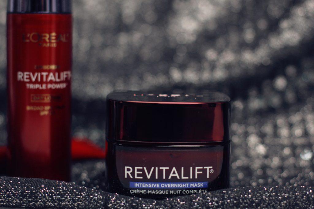 revitalift intensive overnight mask