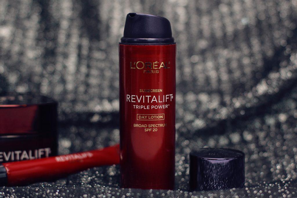 revitalift triple power day lotion
