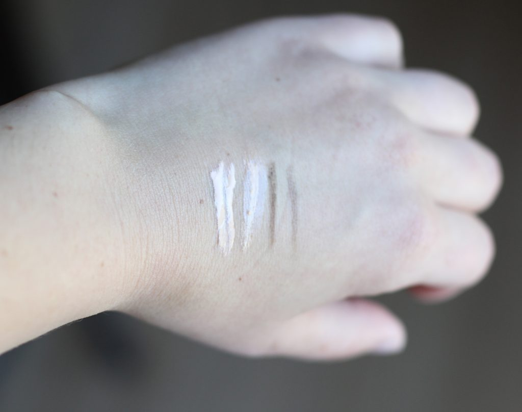 smashbox fall 2015 product swatches
