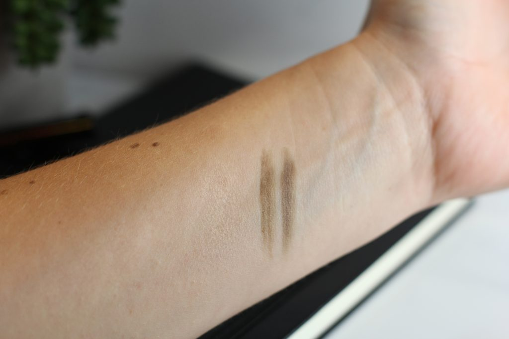 archbrow sculpting pencil swatches