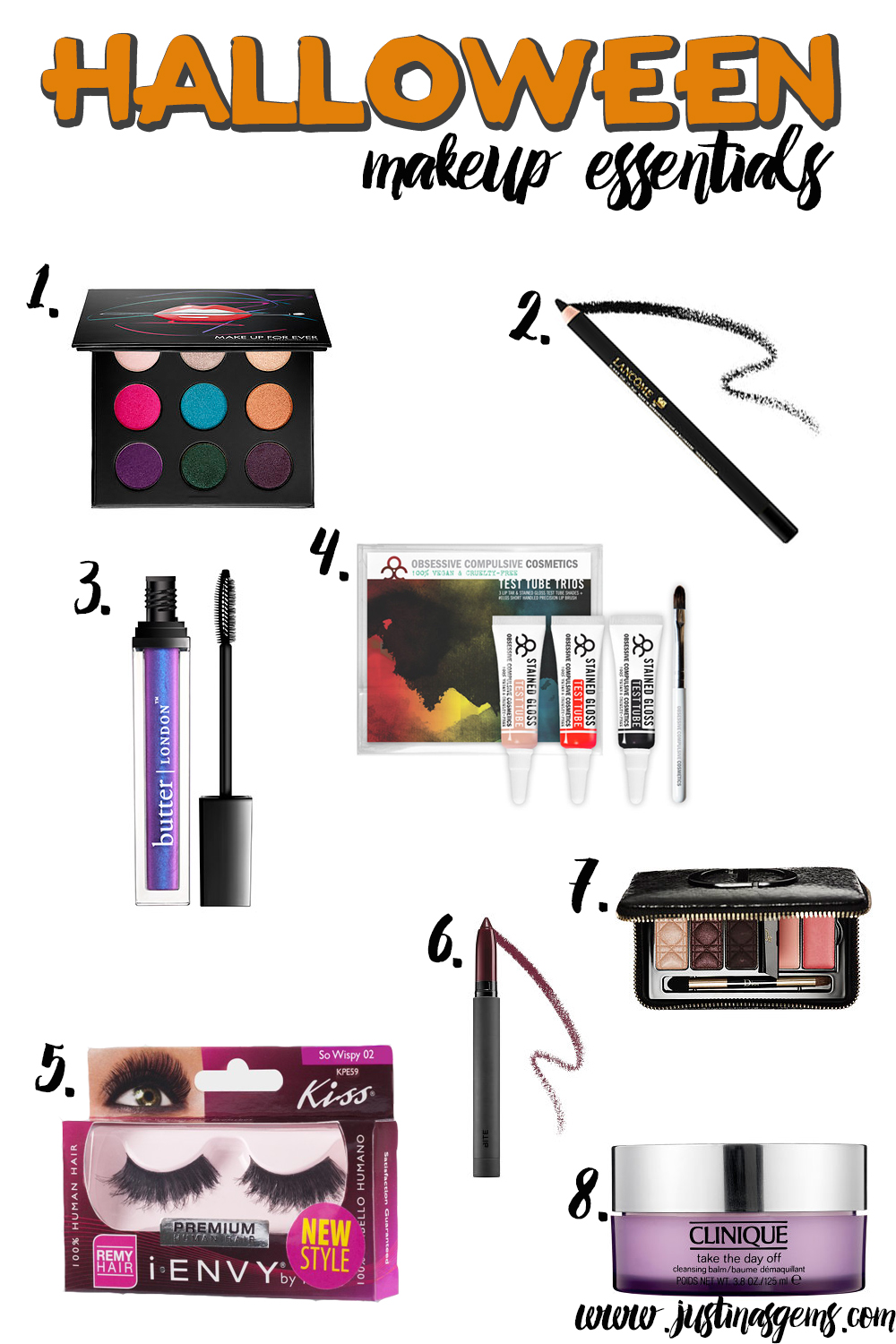 Halloween Makeup Essentials