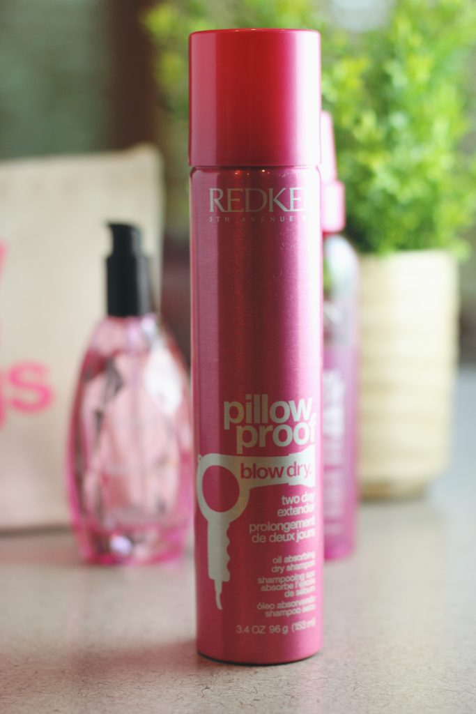 pillow proof blow dry two day extender review