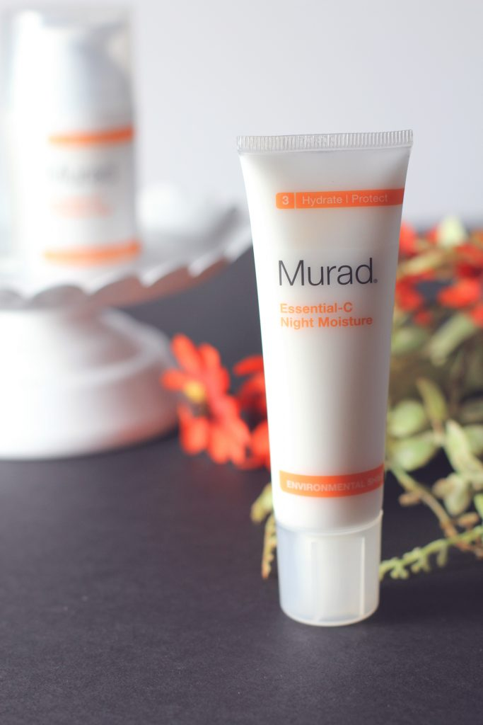 murad essential c night moisture