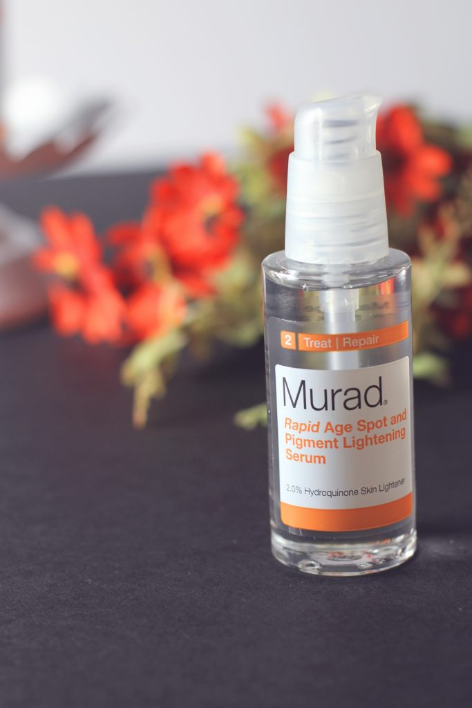 murad rapid age spot and pigment lightening serum
