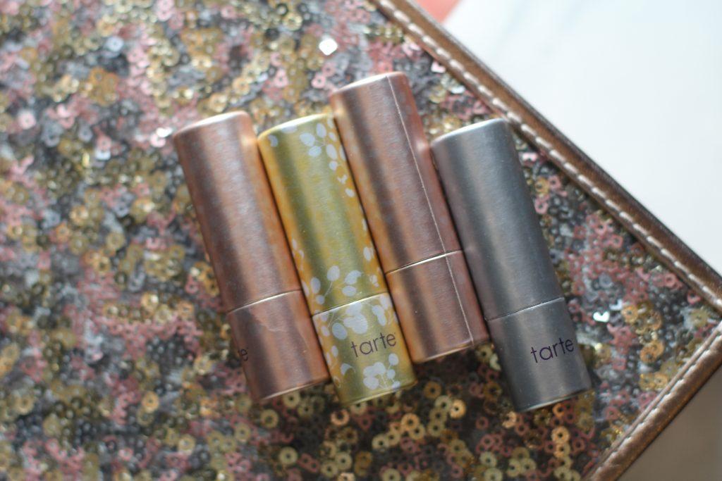 tarte holiday lipstick set