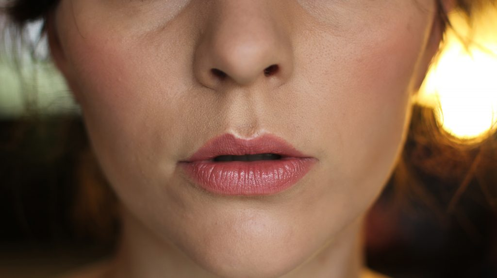 tarte punch lipstick