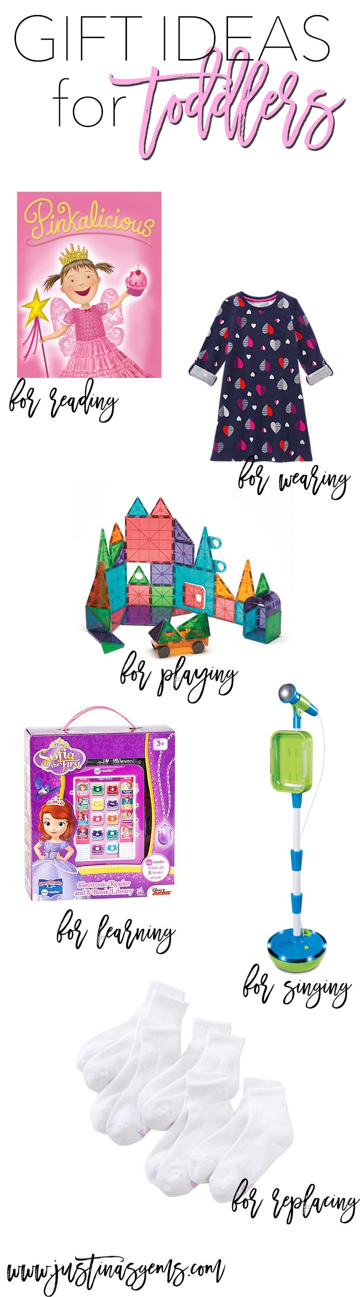 gift ideas for toddler girls