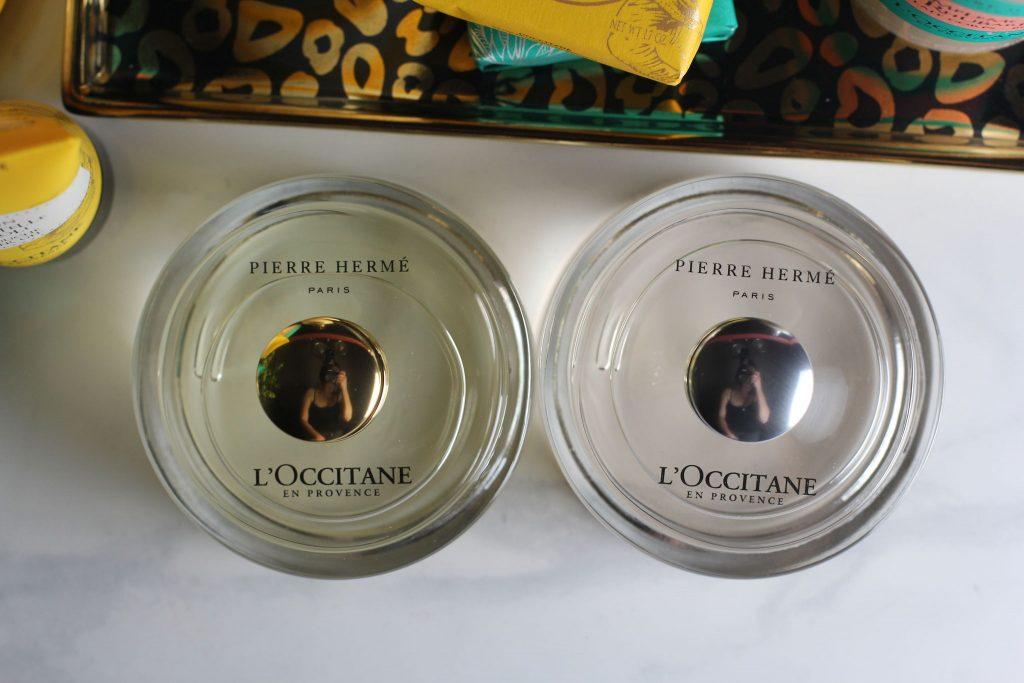 l'occitane's perfumes