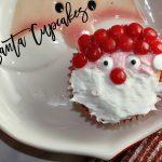 Santa Cupcake Recipe