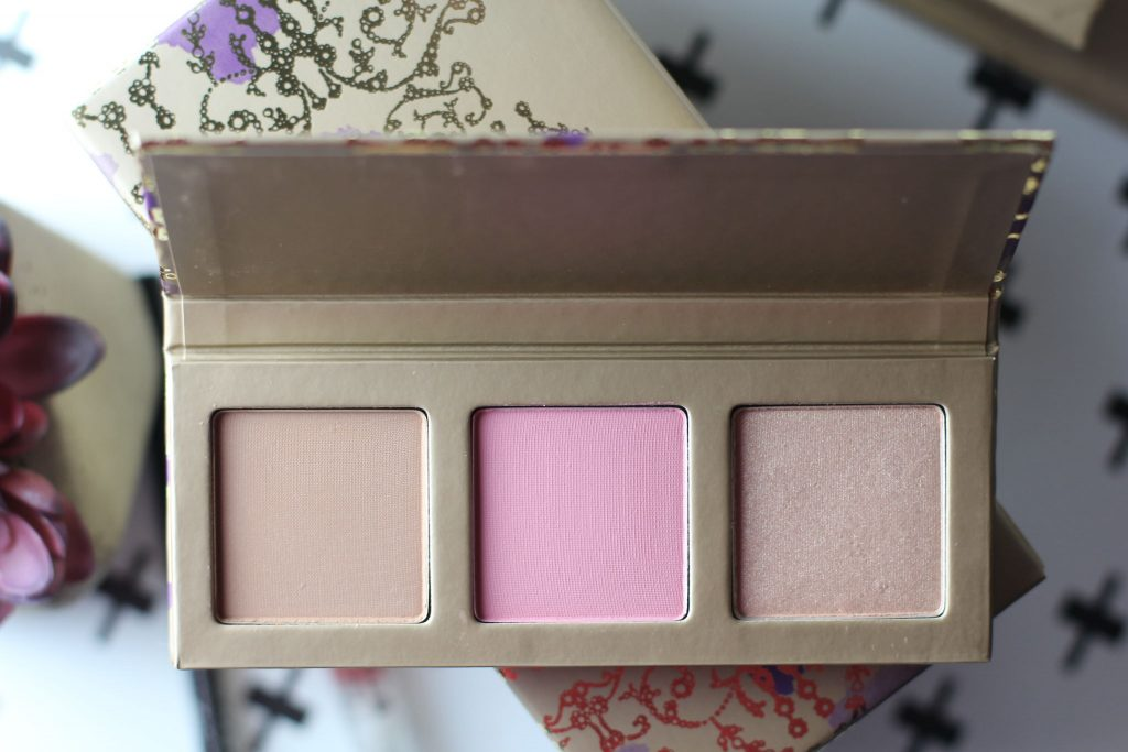 stila pink rose blush