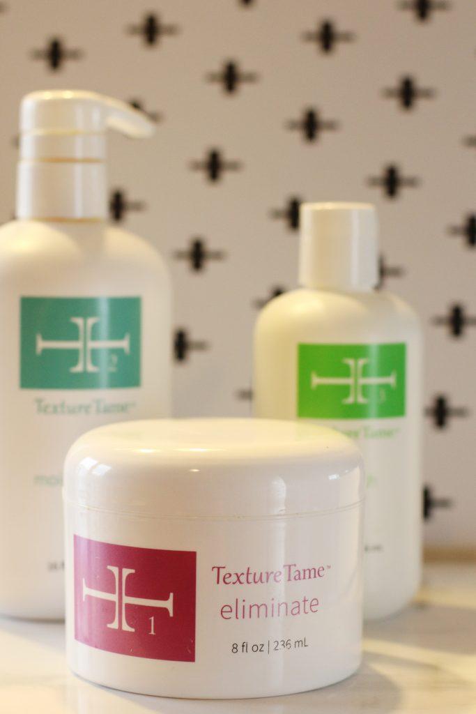 texture tame eliminate